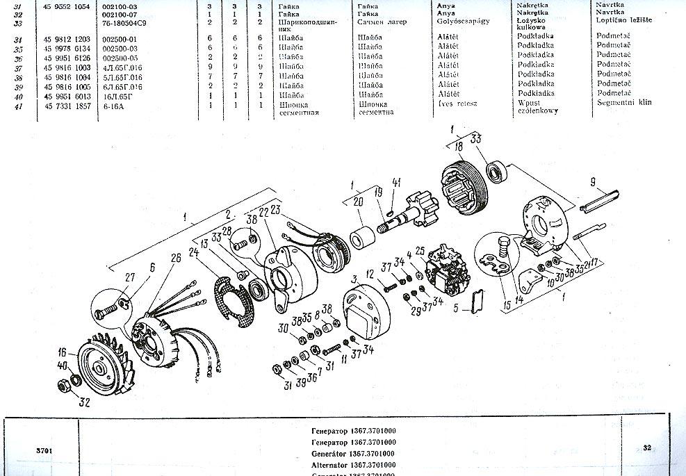 Т-25 / Генератор