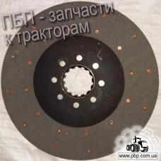 Диск сцепления 01-21с6 к трактору ДТ-75 двигатель А-41
