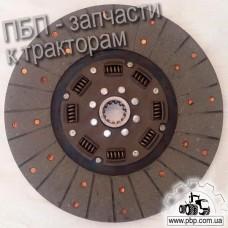 Диск сцепления 70-1601130-А3 к трактору МТЗ-80 демпфер на пружинах