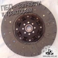 Диск сцепления 70-1601130 к трактору МТЗ-80 демпфер на резинках