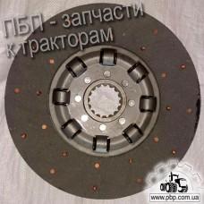 Диск сцепления А52.21.000 к трактору ДТ-75 двигатель СМД-18,20,22