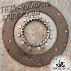 Диск сцепления ДСШ14.21.023Б ведомый муфты ВОМ к трактору Т-16