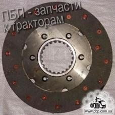 Диск сцепления Т25-1601160-В2 к трактору Т-40 под ВОМ