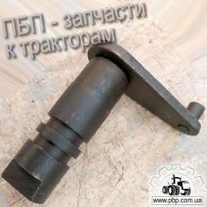Валик с рычагом раздатки 52-1802080-Б1 к трактору МТЗ