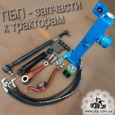 Переоборудование под насос дозатор к трактору МТЗ-80