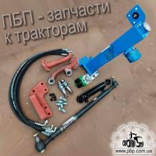 Переоборудование под насос дозатор к трактору МТЗ-82