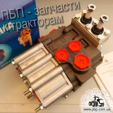 Гидрораспределитель Р80-3/1-22 (Гидросила) к трактору Т-40, МТЗ, ЮМЗ