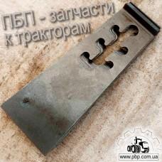 Заслонка туковой банки 00.4066 к сеялке