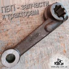 Рычаг рулевой левый СШ20.31.110-2 к трактору Т-16