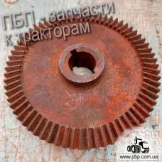 Шестерня коническая большая ДСШ20.40.115А к трактору Т-16