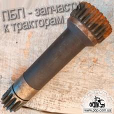 Вал трубчатый сцепления СШ24.21.123-1 к трактору Т-16