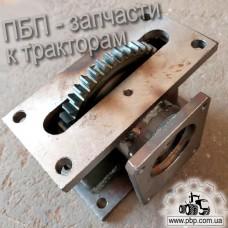 Дополнительный привод насоса НШ-10 к трактору Т-25