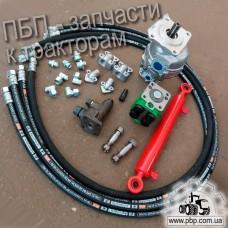 Переоборудование под насос дозатор к трактору Т-40