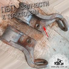 Кронштейн блокировки правый Т25-4628222-Е к трактору Т-40