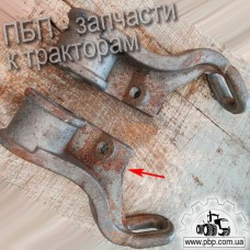 Кронштейн блокировки левый Т25-4628223 к трактору Т-40